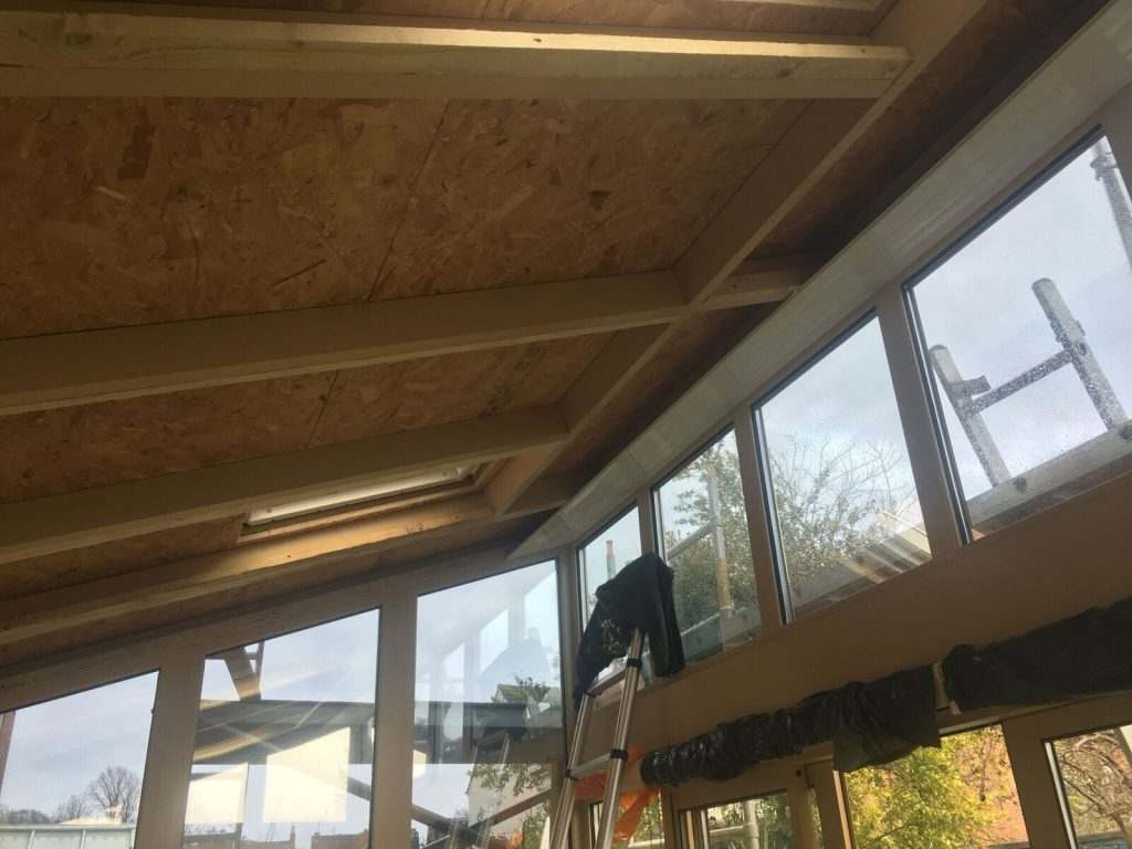 Conservatory Roof Conversion Aylesbury Mike Carroll