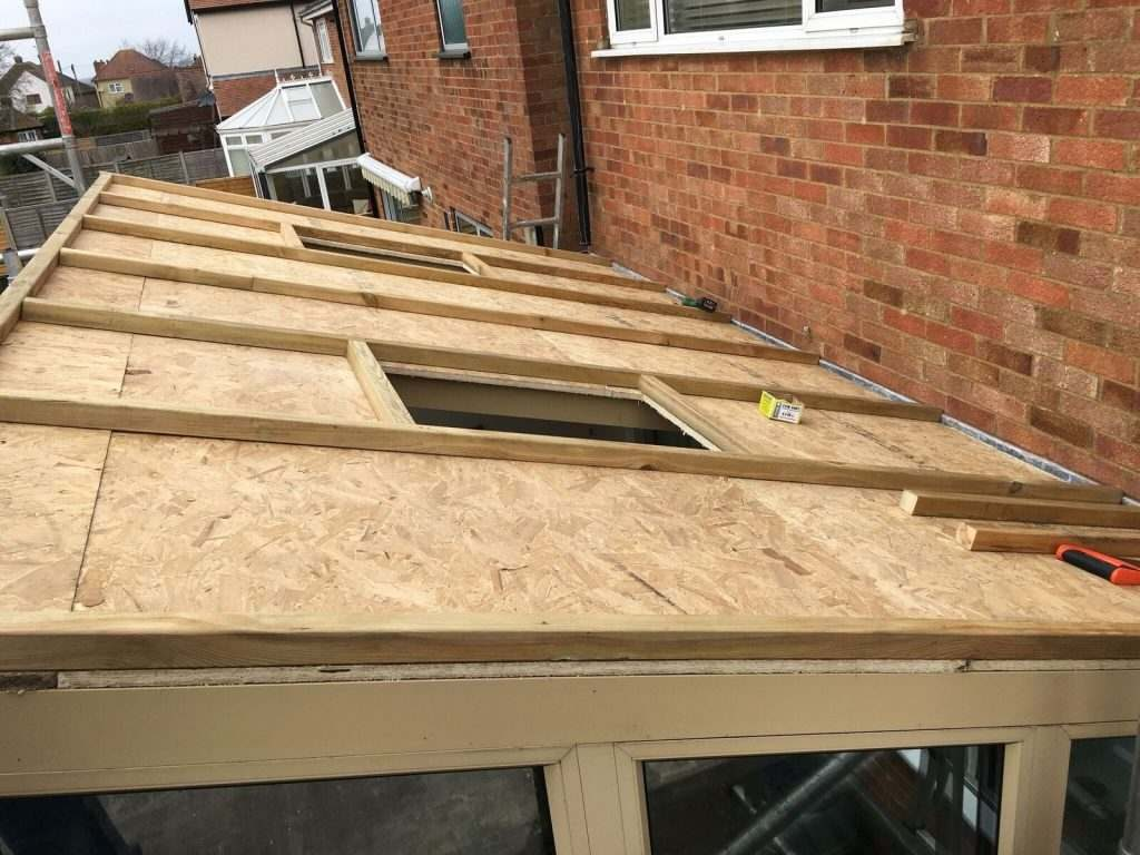 Conservatory Roof Conversion >> Conservatory Roof Conversion Aylesbury Mike Carroll Roofing
