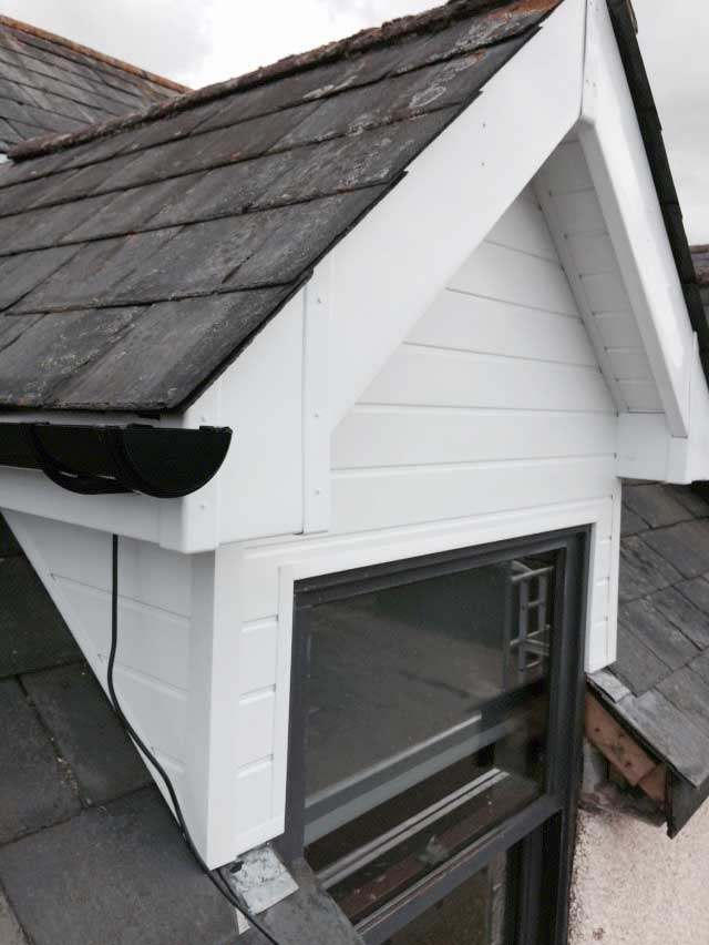 Dormer Replacement Project Stoke Mandeville Mike